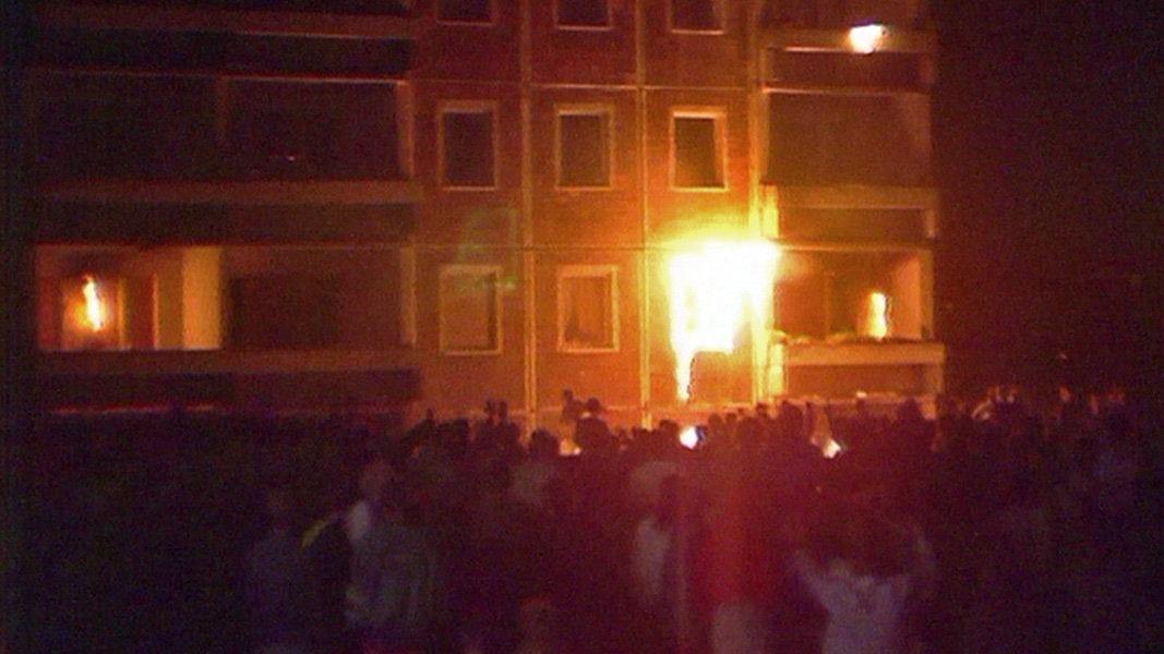 Stop de brandstichters! Actief antifascistisch verzet nodig