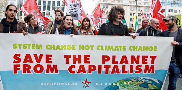 Vandaag opnieuw klimaatacties. Het verzet organiseren om te winnen