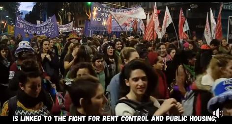 Video: internationale actiedag tegen geweld op vrouwen