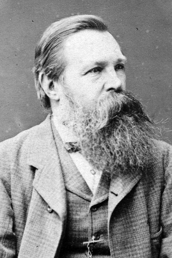 De marxisten: wie was Friedrich Engels?