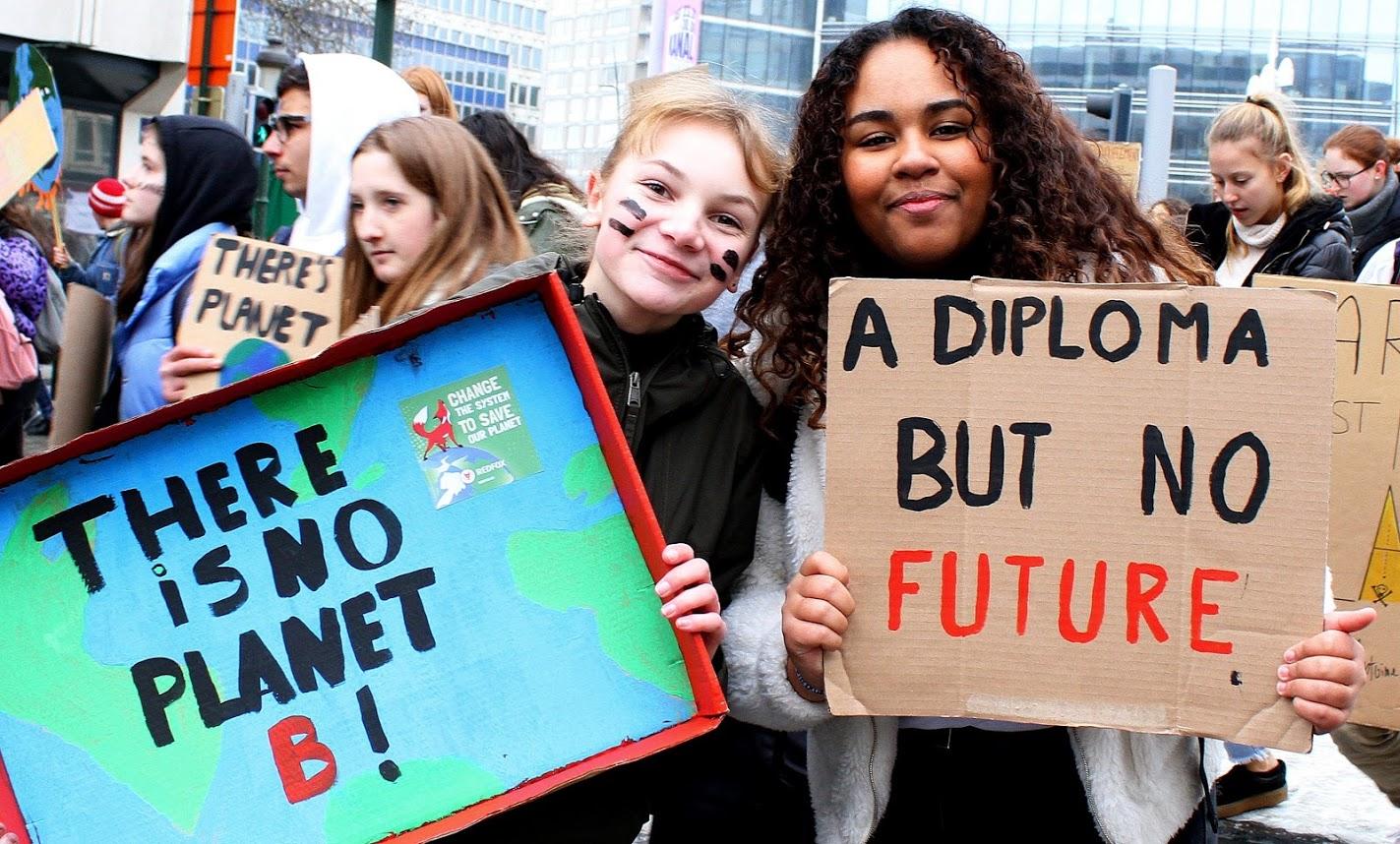 Generatie crisis? Generatie strijd!