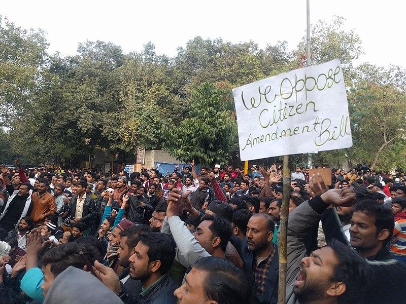 India: massaal protest tegen racisme, algemene staking tegen asociaal beleid