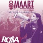 Mobiliseer mee naar de nationale betoging op 8 maart