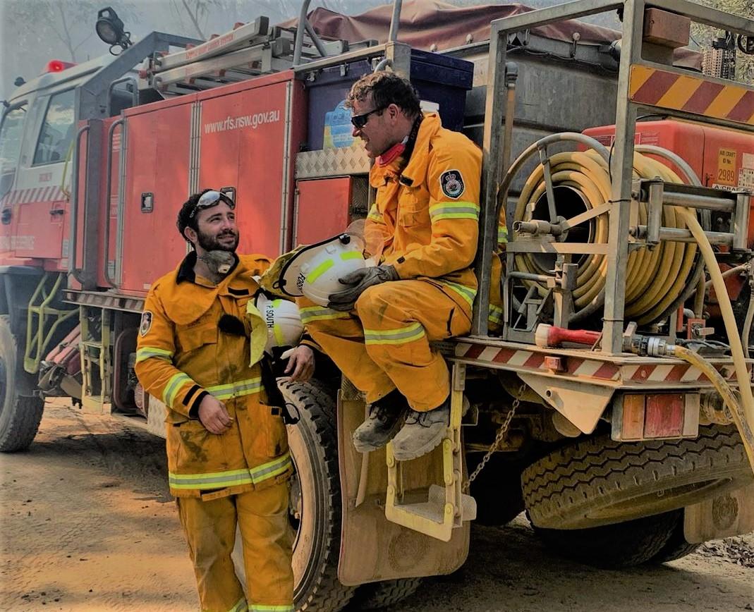 Australië: er is nood aan meer personeel bij de brandweer!