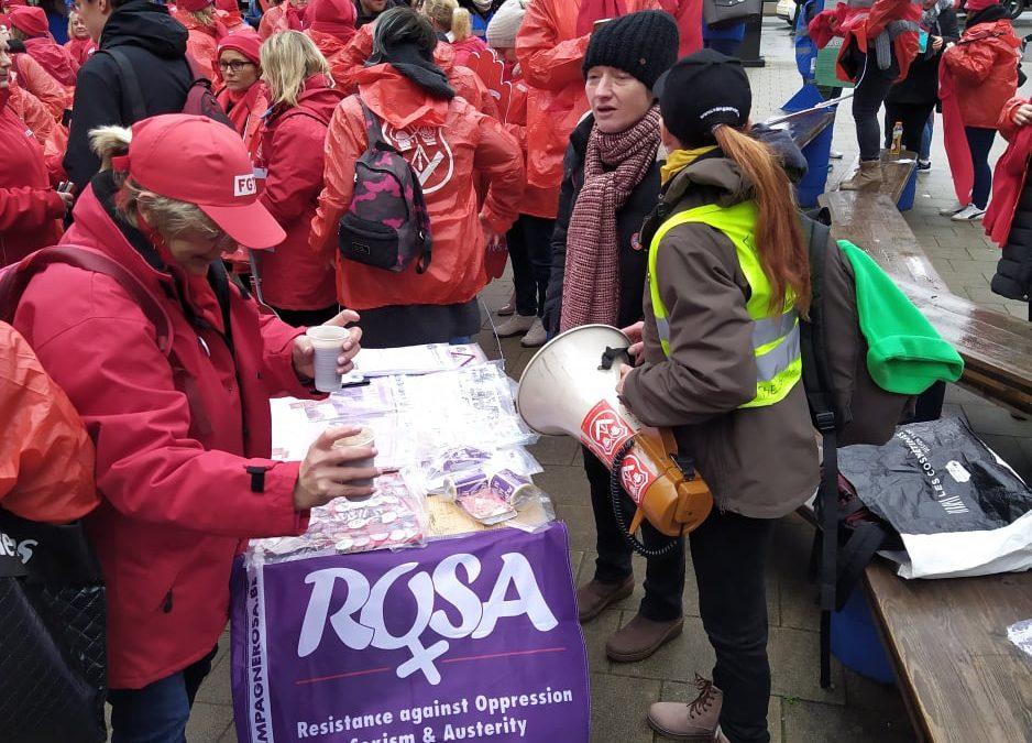 Campagne ROSA solidair met poetshulpen
