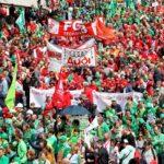 Sociale zekerheid in gevaar: onze strijd ernstig organiseren