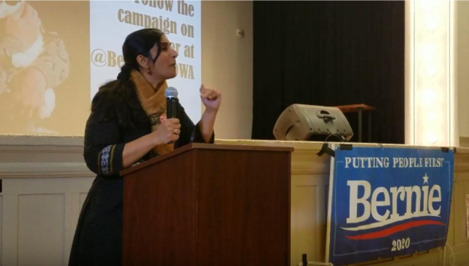 Socialist Alternative (USA) en Kshama Sawant gaan voluit voor campagne Bernie Sanders