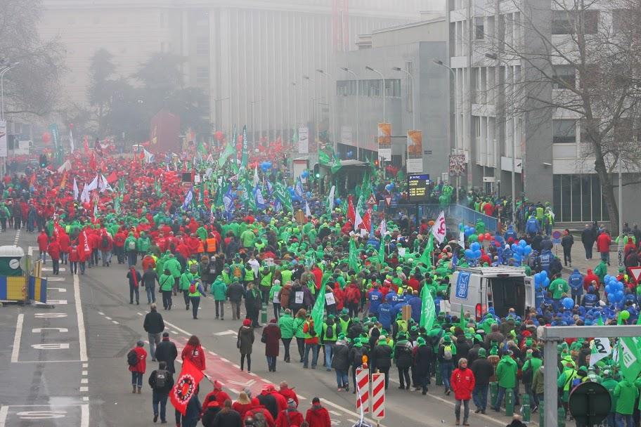 Sociale verkiezingen: VBO in de aanval, laten we terugvechten!