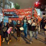 Video. Betoging in Tel Aviv tegen het plan van Trump voor Israël en Palestina