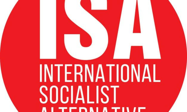 CWI wordt International Socialist Alternative (ISA)