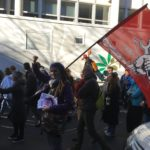 Klimaatprotest houdt aan: 700 op straat in Brussel