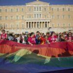 Rechtse regering in Griekenland stemt tegen LGBTQI+-rechten