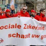 Twee maand geleden betoogden we voor meer sociale bescherming. We hadden gelijk!