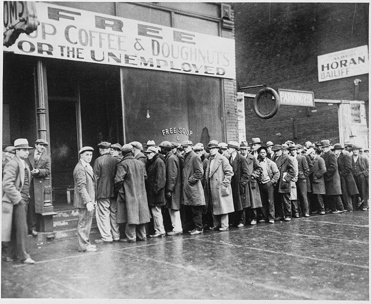Grote depressie. Lessen uit de jaren 1930 voor werkenden en socialisten