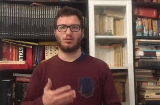 Video. Giuliano over de situatie in Italië