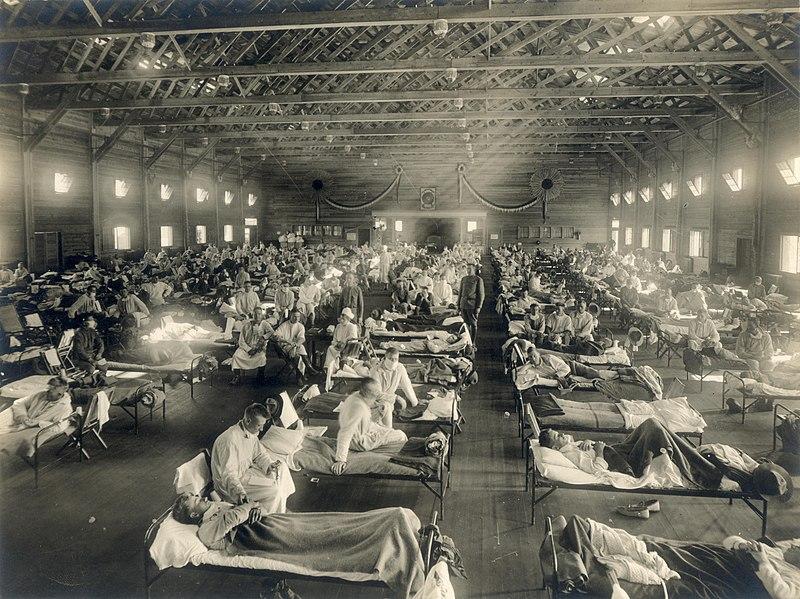 Terugblik op een vorige pandemie: de Spaanse griep van 1918-19