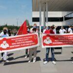 'De zorg heeft tanden': actie in Luik. Nieuw protest op 14 juni
